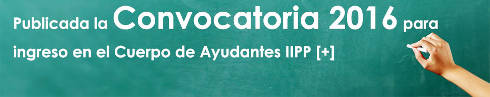 Convocatoria Cuerpo de Ayudantes de Instituciones Penitenciarias: 538 plazas